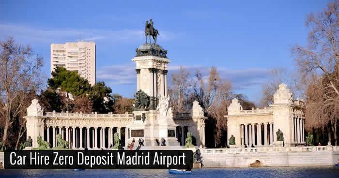 Car Hire Zero Deposit Madrid Airport