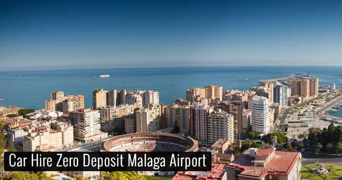 Car Hire Zero Deposit Malaga Airport