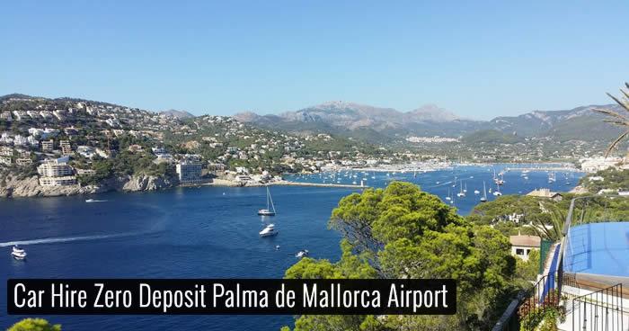 Car Hire Zero Deposit Palma de Mallorca Airport