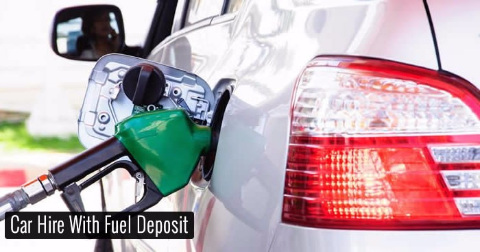 Car Hire Fuel Deposit