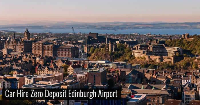Car Hire Zero Deposit Edinburgh Airport