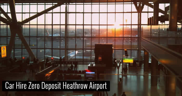 Car Hire Zero Deposit Heathrow Airport