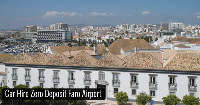 Car Hire Zero Deposit Faro Airport