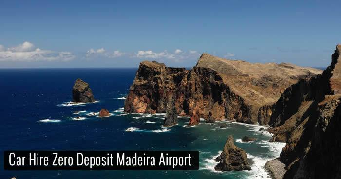 Car Hire Zero Deposit Madeira Airport