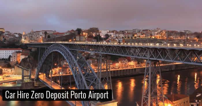 Car Hire Zero Deposit Porto Airport