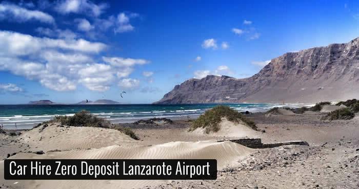Car Hire Zero Deposit Lanzarote Airport