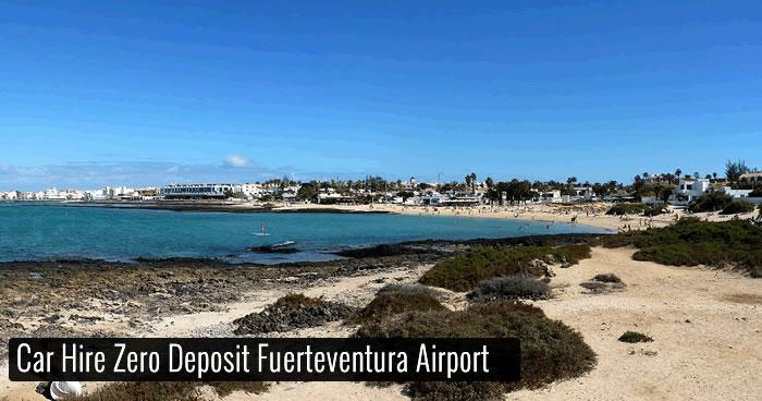 Car Hire Zero Deposit Fuerteventura Airport