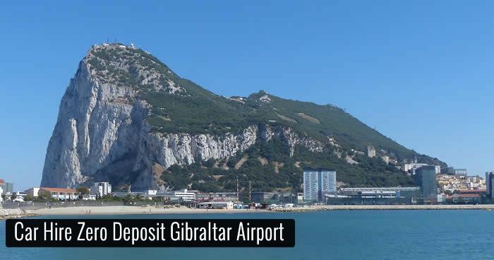 Car Hire Zero Deposit Gibraltar Airport