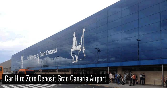 Car Hire Zero Deposit Gran Canaria Airport
