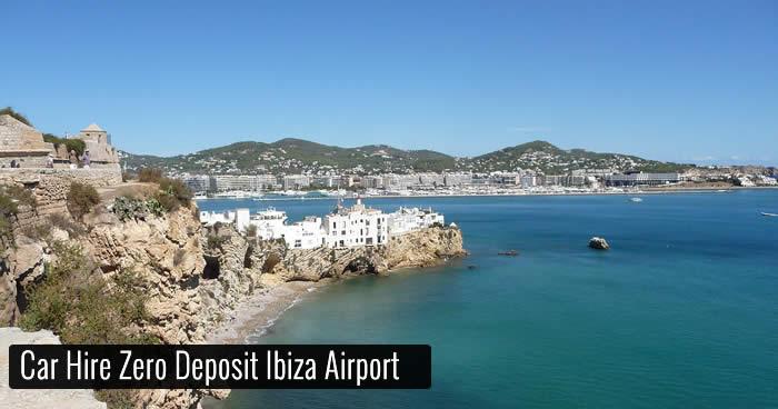 Car Hire Zero Deposit Ibiza Airport
