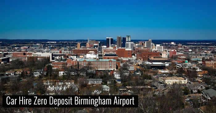 Car Hire Zero Deposit Birmingham Airport