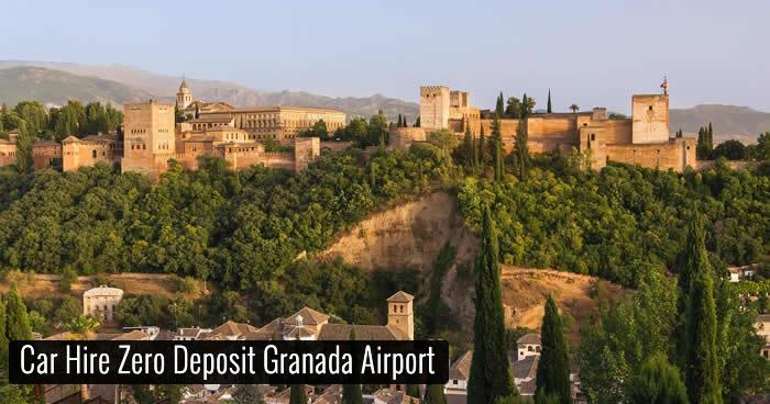 Car Hire Zero Deposit Granada Airport