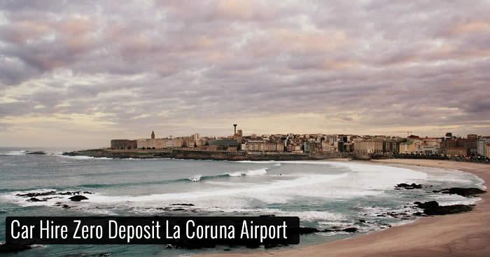 Car Hire Zero Deposit La Coruna Airport