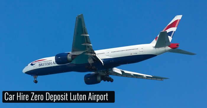 Car Hire Zero Deposit Luton Airport