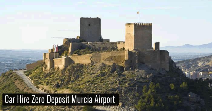 Car Hire Zero Deposit Murcia Airport