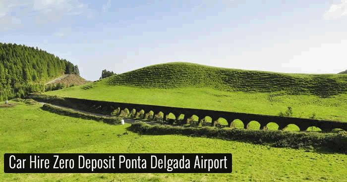 Car Hire Zero Deposit Ponta Delgada Airport