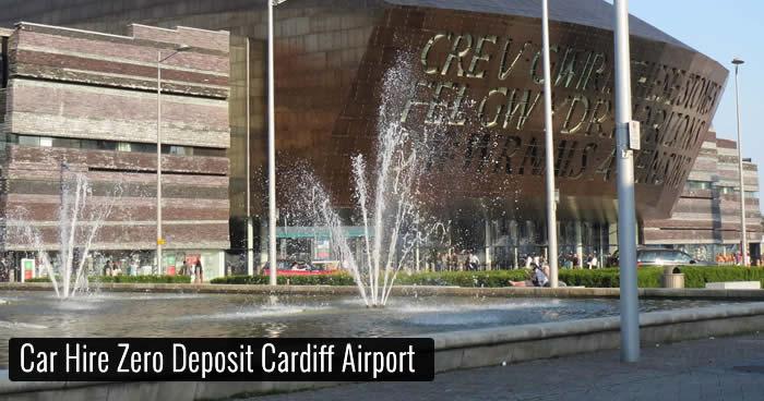 Car Hire Zero Deposit Cardiff Airport