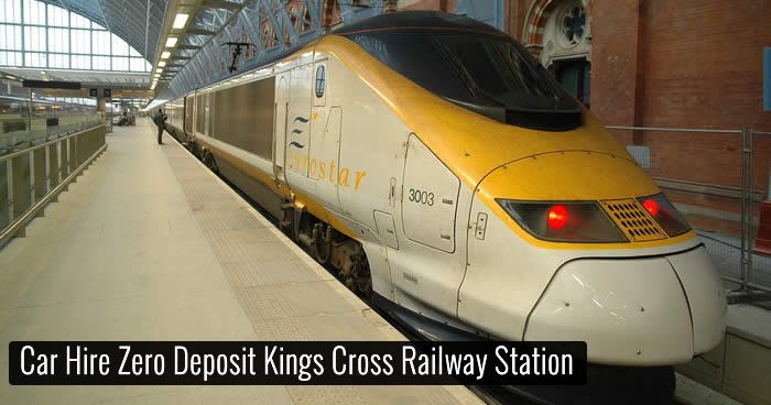 Car Hire Zero Deposit Kings Cross Railway Station